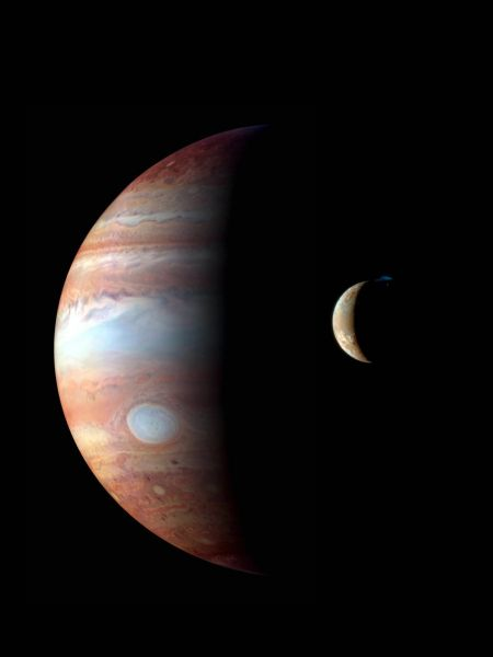 Jupiter and Io - 2007